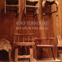 Paul Jolly & Mike Adcock – Risky Furniture