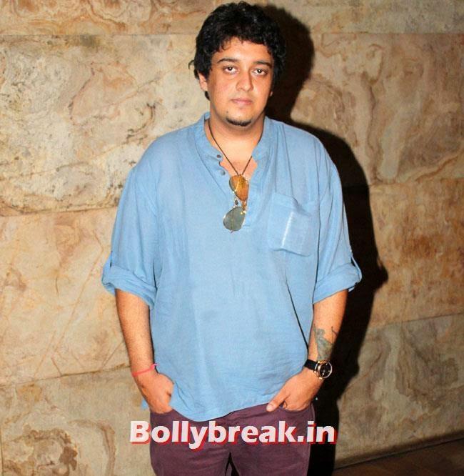 Sai Kabir Shrivastav, Special Screening of Revolver Rani