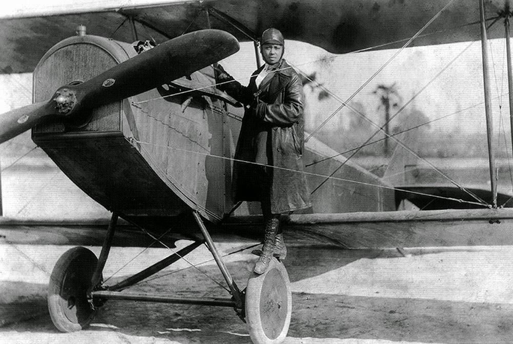Black History Heroes: Bessie Coleman: Aviation Barnstormer