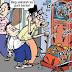 Luahan Ibu Bapa Anak Kena Bawa Beg Berat
