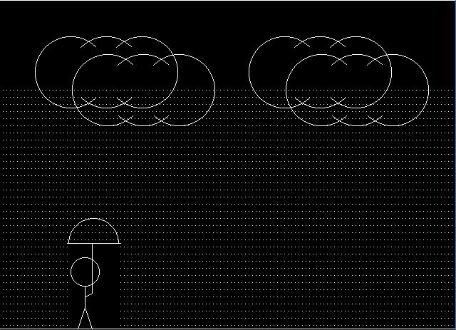 make-a-program-for-man-walking-in-rain-c-programming-graphics