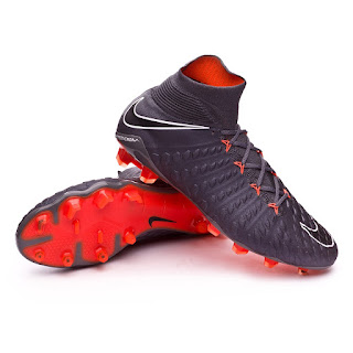 Nike HyperVenom Phantom Black/Total Orange 2018