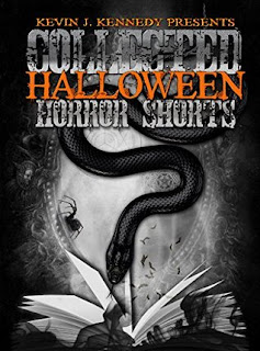 Book cover of Collected Halloween Horror Shorts: Trick 'r Treat