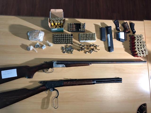 Polícia Civil prende quadrilha de venda de armas e munições no DF