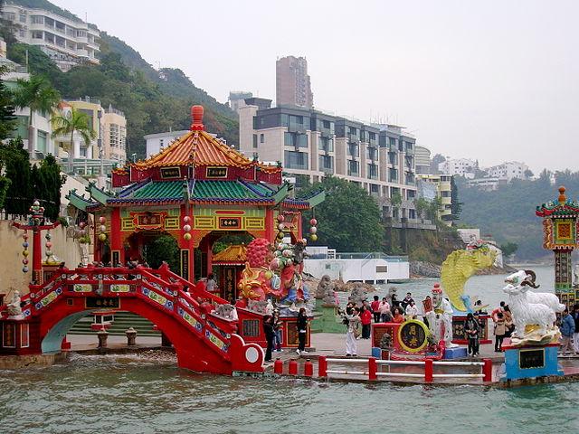 tips tempat wisata hongkong
