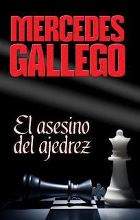 """""""El asesino del ajedrez"""" de Mercedes Gallego"""
