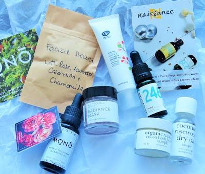 Skin Organics Clean Beauty Box: Top Picks February 2018 - February