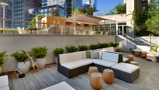 Sofitel New York, Rated 94 HotelsCombined Top-Reviewed