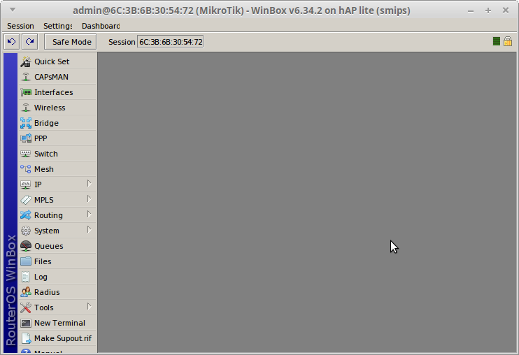 Konfigurasi Transparent Proxy di MikroTik - B' N e t