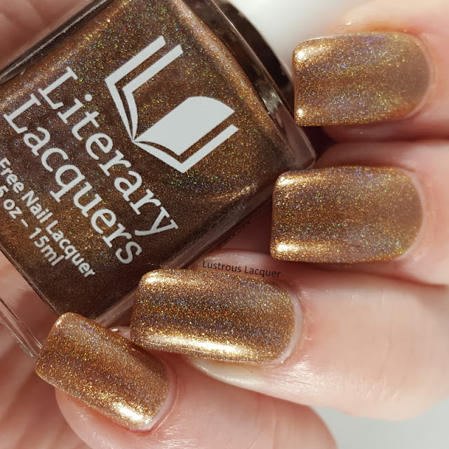 Rich-caramel-brown-linear-holographic-nail-polish