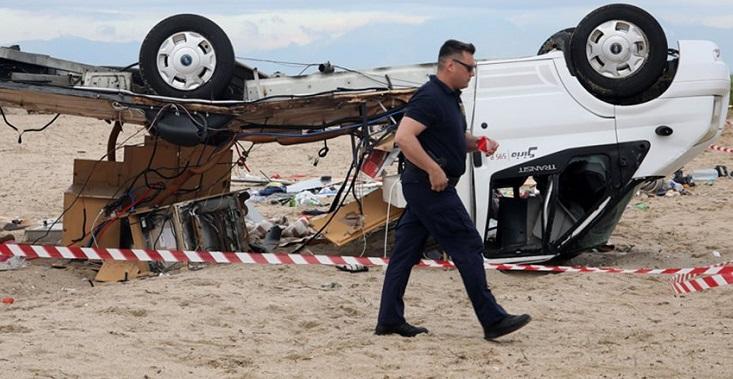 Στους 7 οι νεκροί από τη φονική κακοκαιρία- H σορός του αγνοούμενου ψαρά  εντοπίστηκε 6 ναυτικά μίλια από την ακτή