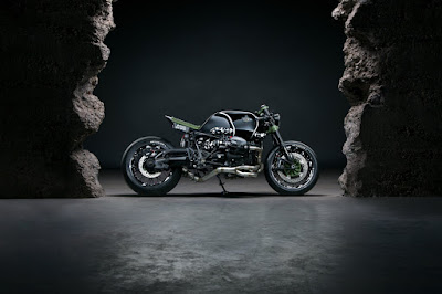 BMW R Nine T DA#4 Custom by Diamond Atelier