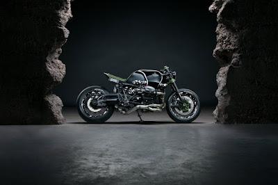 BMW R Nine T DA#4 Custom by Diamond Atelier
