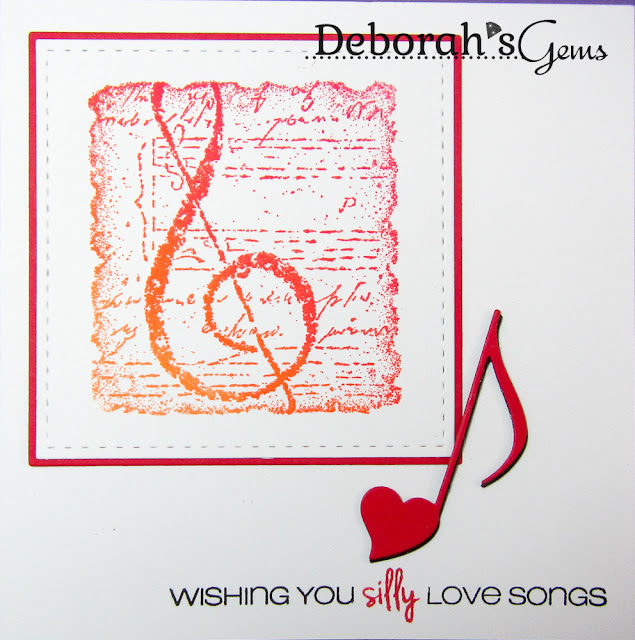 Silly love songs - photo by Deborah Frings - Deborah's Gems
