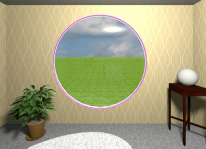 Escape Challenge: Room with Vaseline