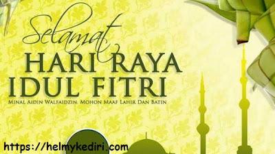 Perpisahan dengan Bulan Ramadhan