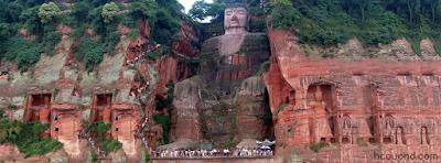 تمثال ليشان بوذا
