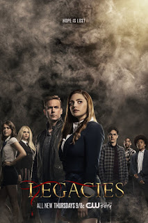 Legacies Temporada 3 audio español