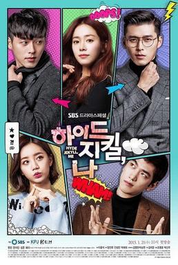Sinopsis dan Jalan Cerita Drama Korea Hyde, Jekyll, Me