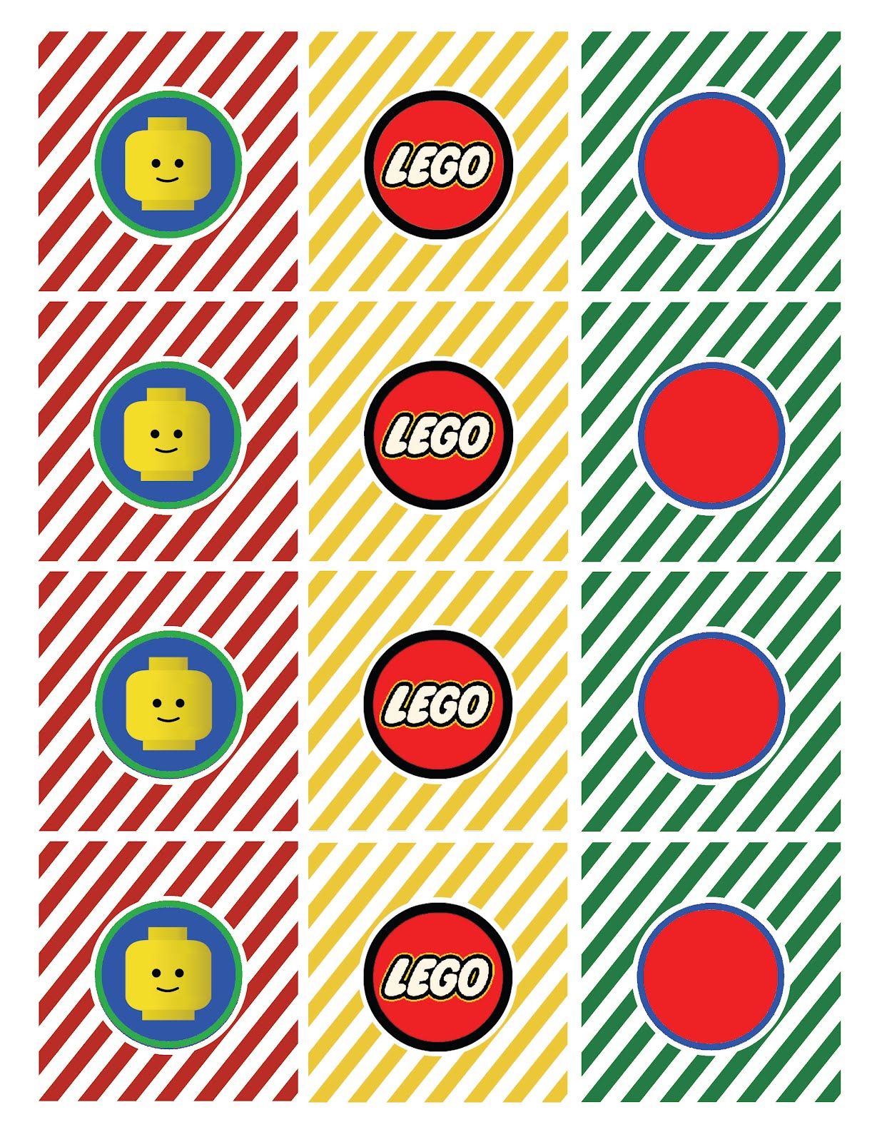 Lego Inspired Whatpoppelinesees Classic Lego Inspired Printable