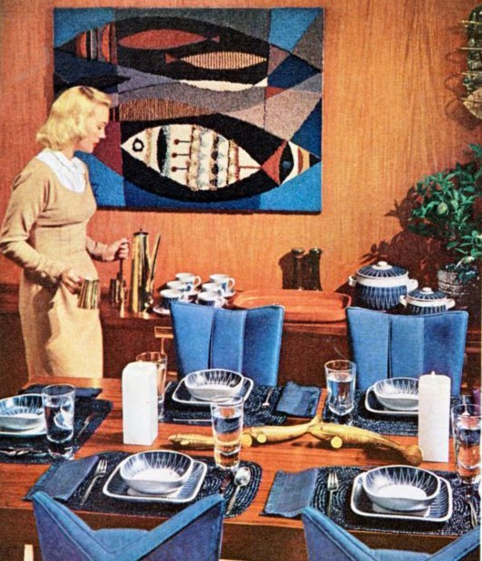 MID-CENTURIA : Art, Design And Decor From The Mid-Century