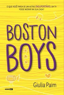 Boston Boys - Giulia Paim | Resenha