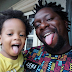 Aww! Comedian Klint Da Drunk Shares Beautiful Photos Of Timeout With Daughter
