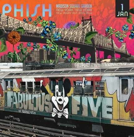Coventry Music: Phish MSG Setlist and Recap: 1/1/16 NYC