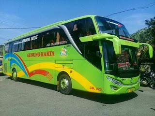 Gunung Harta Semarang - Denpasar