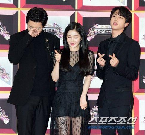 Fans Laugh Hard At The Awkward Interactions Among KBS Song