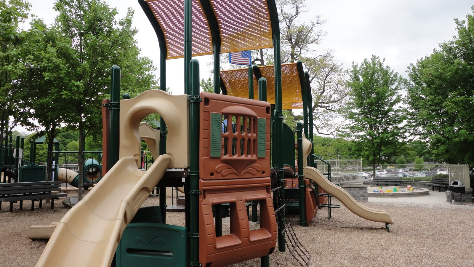 Park Hopping Ramsey Nj Finch Park