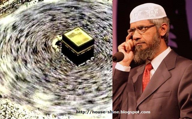 Jawaban Dr. Zakir Naik : Mengapa Umat Islam Mengelilingi Ka'bah?