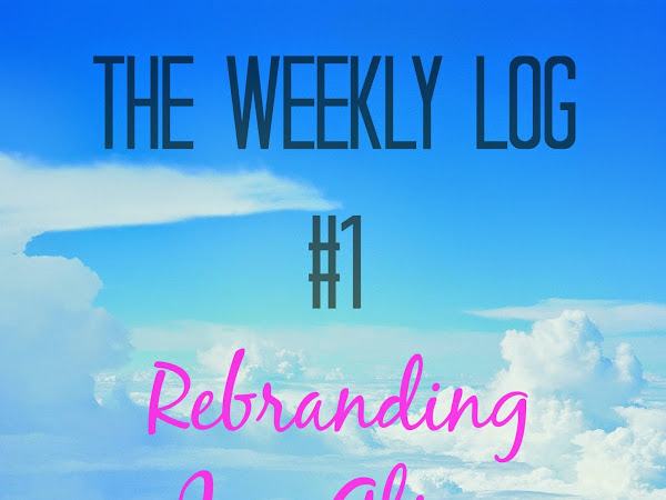 The Weekend Log #1: Rebranding IzzaGlino