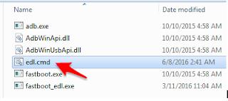EDL File CMD