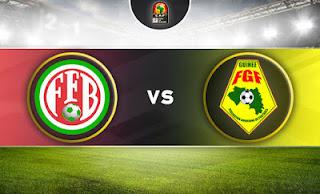 مشاهدة مباراة  بوروندي و غينيا بث مباشر 30-6-2019 كأس أمم أفريقيا 2019