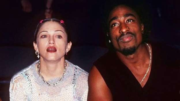 Tupac Prison Letter Reveals He Dumped Madonna Because She's White