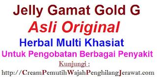 Khasiat manfaat kapsul jelly gamat gold G untuk kesehatan obat penyakit