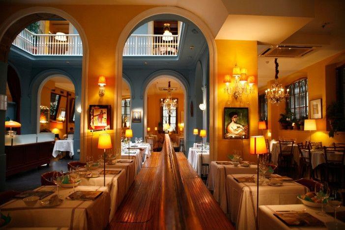 10 restaurantes e bares de tapas no bairro g tico em barcelona dicas de barcelona e espanha - Restaurant umo barcelona ...