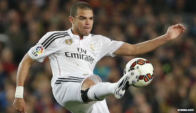 Berita Transfer Real Madrid: Pepe Hijrah ke Beksitas dengan status bebas transfer