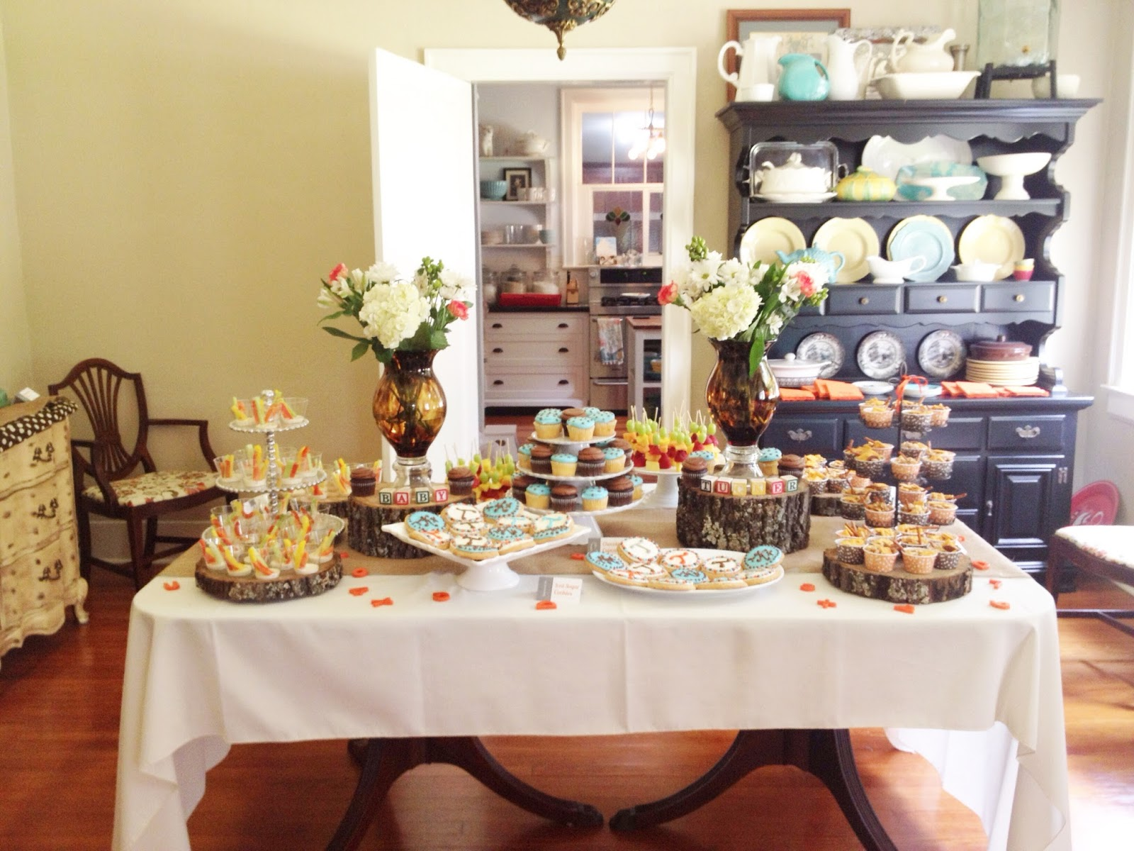 A Rustic Baby Shower for Tucker! - In this Wonderful Life