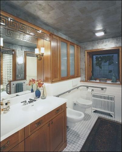 Key Interiors By Shinay Transitional Bathroom Design Ideas: Key Interiors By Shinay: Arts And Crafts Bathroom Design Ideas