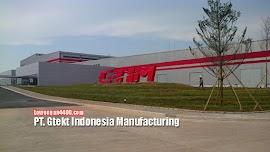 Lowongan Kerja Operator Produksi PT. G-TIM ( PT. Gtekt Indonesia Manufacturing )