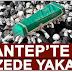 Gaziantep'te Cenazede Yakalandı
