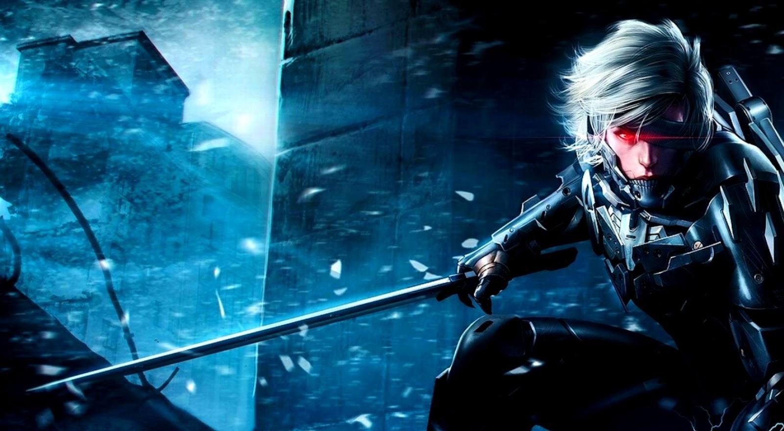 Metal Gear Rising Hd Wallpaper Wallpapers Box