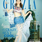 Sonam Kapoor Grazia Magazine Apr 2014 Hot Photoshoot