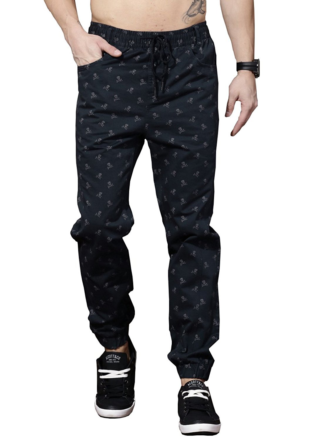 High Quality Printed Joggers Pants Price for Men  Indian Fashion Online Shopping