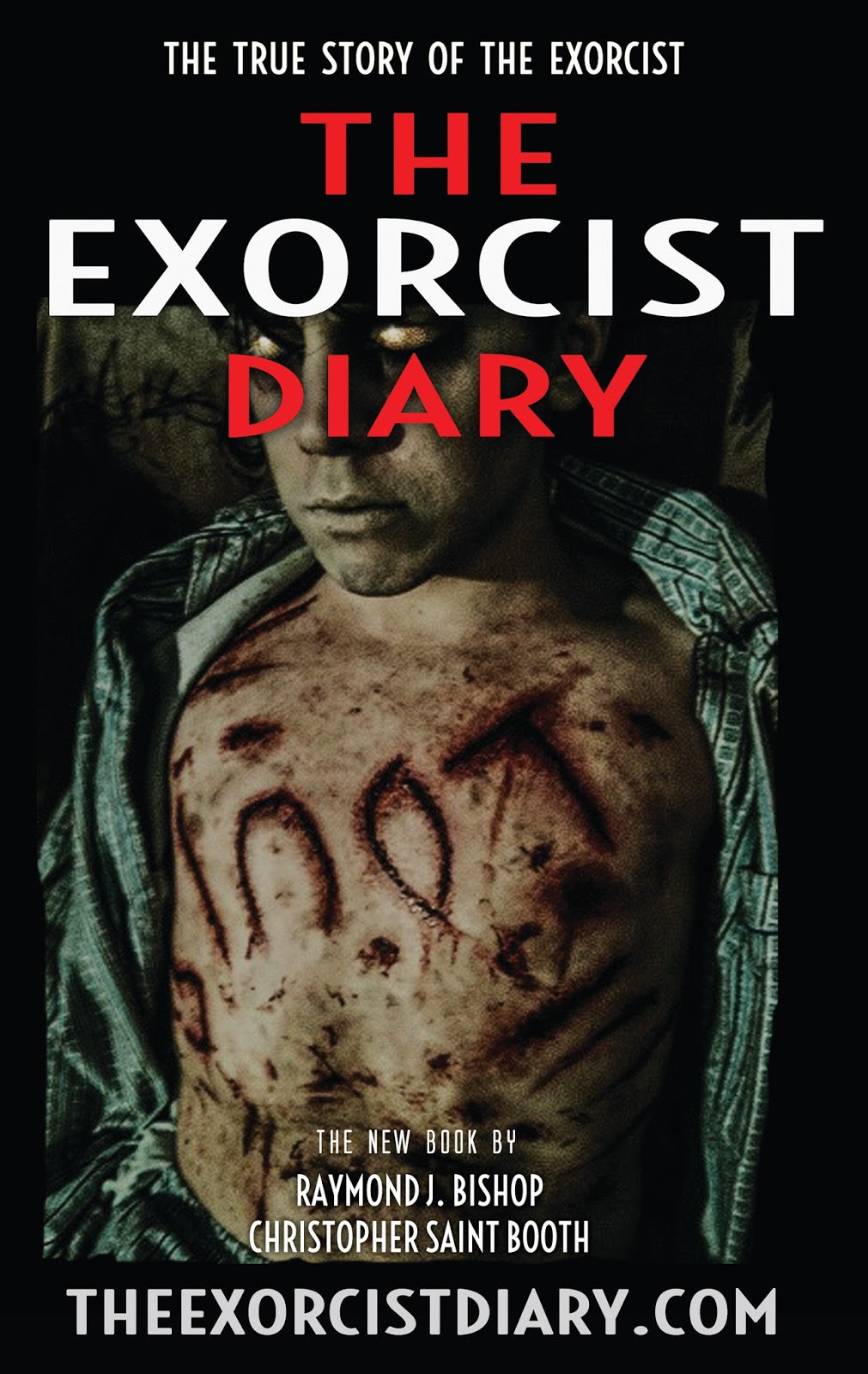 True Story Magazine Subscription: SPOOKED TELEVISION RELEASING: THE EXORCIST DIARY