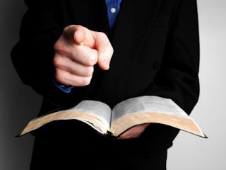 20 erros que o pregador não deve cometer