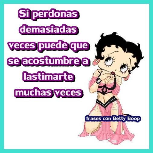 Imagenes Betty Boop Con Frases Frases Amor Imagenes Y Frases De