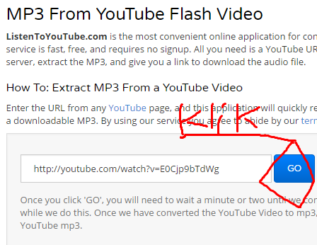 2 Cara Download Youtube Ke Format MP3 Tanpa Software ...